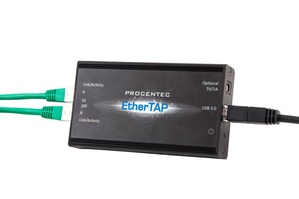Procentec EtherTAP 10/100
