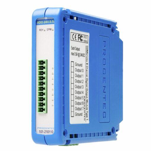 Procentec ComBricks 8 Channel Digital Input Module, 101-210110