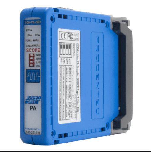 Procentec ComBricks PROFIBUS PA Link - Coupler Module, 101-201610