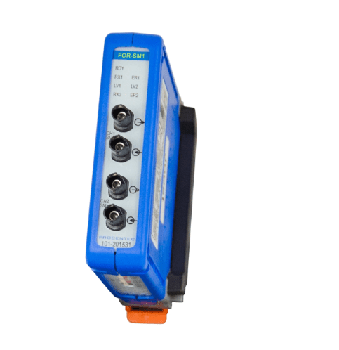 Procentec ComBricks 2 Channel Fiber Optic Module- Ring Redundant- Multi Mode, 101-201530