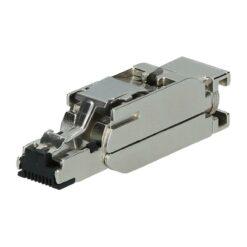 Helmholz PROFINET connector RJ45 180º EasyConnect 10/100 Mbps - 10 Pack, 700-901-1BB10-10PK