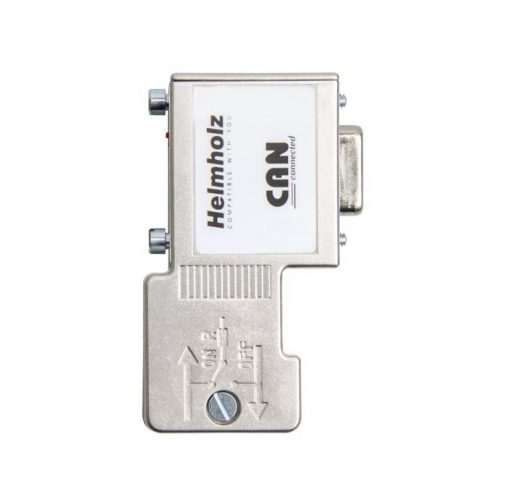 Helmholz CAN bus connector 90°, without additional connection jack, 700-690-1BA12