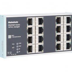 Helmholz PROFINET Switch 16-port Unmanaged, 700-840-16ES01