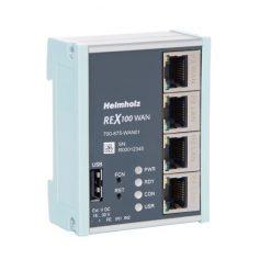 Helmholz REX 100 Ethernet Router, 700-875-WAN01