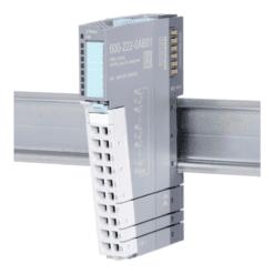 Helmholz DO 2x relays, 5 A, AC 230 V, changeover, 600-222-0AB01