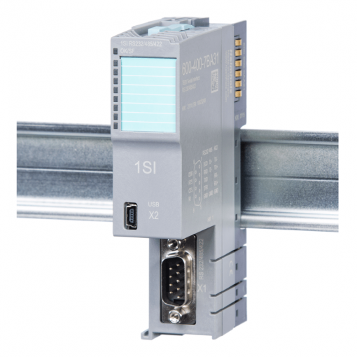 Helmholz Serial Interface 1 SI RS232/RS422/RS485 600-400-7BA31