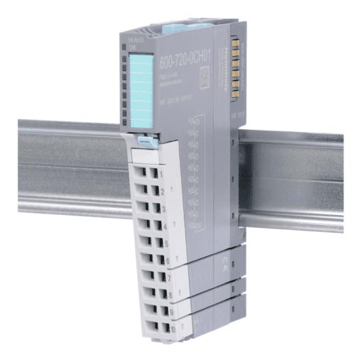 Helmholz Potential distributor 10x AUX, 600-720-0CH01