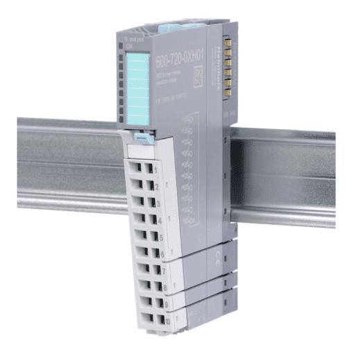 Helmholz Potential distributor 9x free, 600-720-0XH01