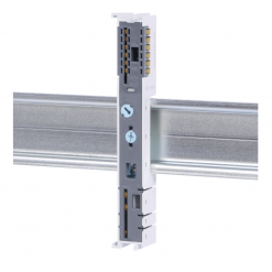 Helmholz Base module, for power module or bus coupler, 600-900-9CA01
