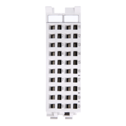 Helmholz 20-terminal front connector, 600-910-9AT21