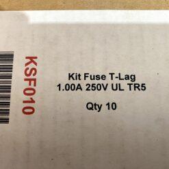 Endress + Hauser Kit 10 fuses 250 VAC T 2A00 50094003