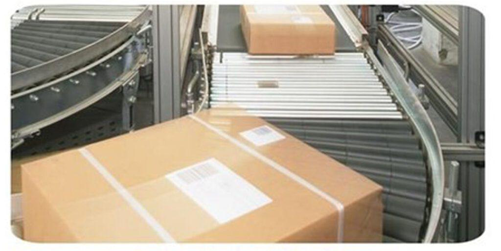Logistics Automation Conveyor Belt