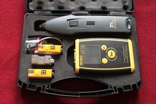 Hi-Port HP-25 PROFIBUS Cable Tester