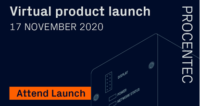 Procentec Product Launch 2020