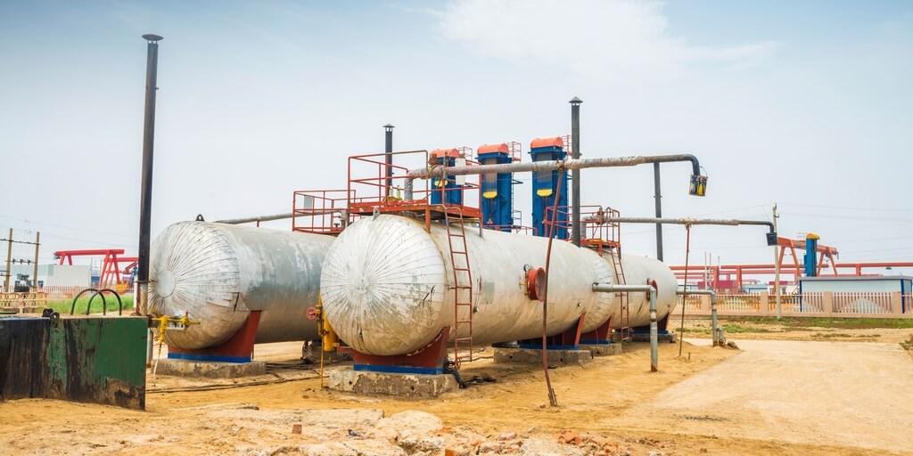 Endress + Hauser Separators Medium Oil and Gas