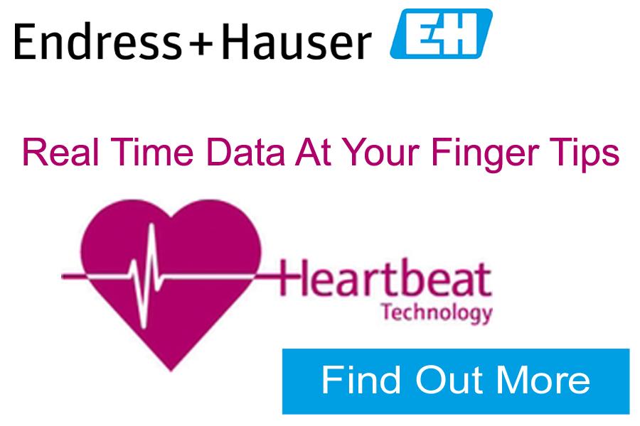 Endress + Hauser Heartbeat Technology