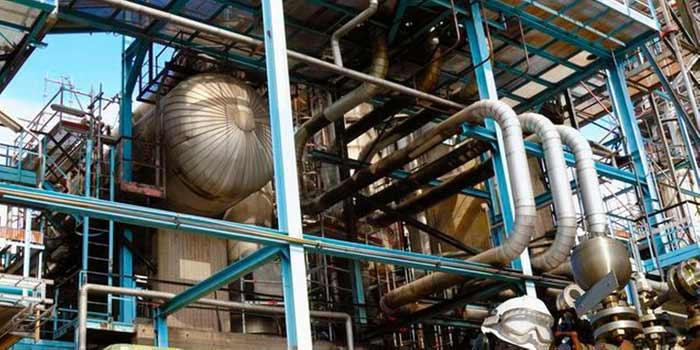 Plant Petrochemical Gas Analyzers
