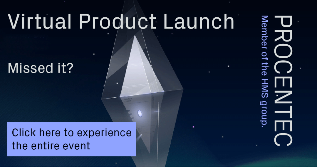Procentec Virtual Product Launch Replay 2021