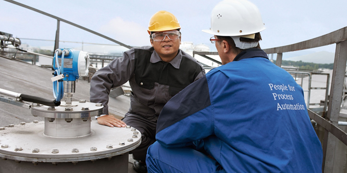 Endress + Hauser Safety norms and compliance in Oil & Gas