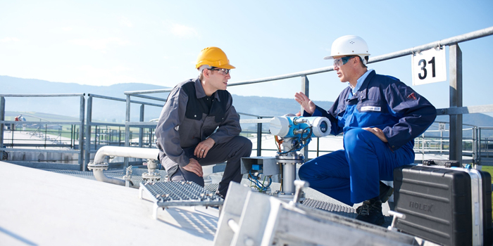 Endress + Hauser Tank Gauging solutions and overfill prevention
