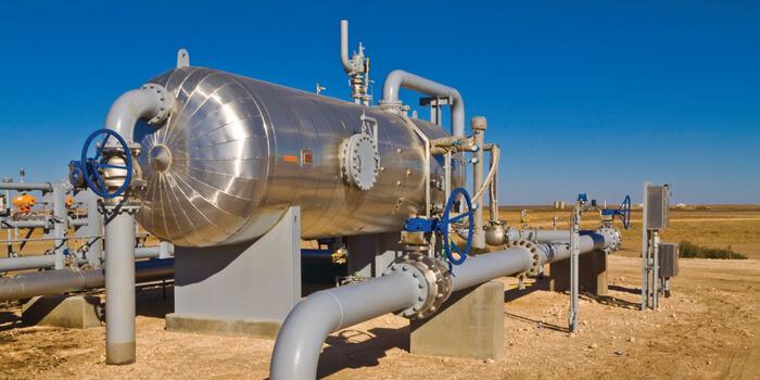 Endress + Hauser Oil Separator Instrumentation
