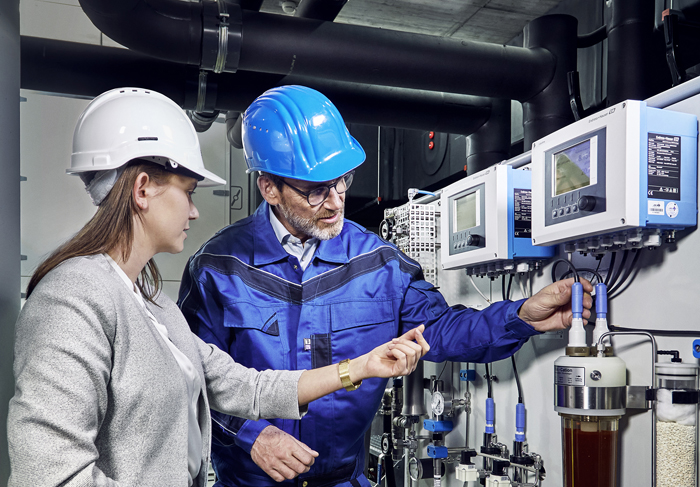 Endress + Hauser Memosens for Mining, Metals and Minerals