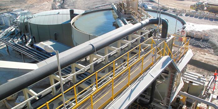 Endress + Hauser Mining Thickener Bottom
